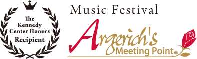 Music Festival Argerich's meeting point